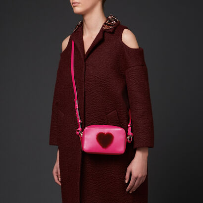 Heart Mini Cross-Body