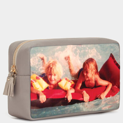 Be A Bag Box Washbag Large in {variationvalue} from Anya Hindmarch