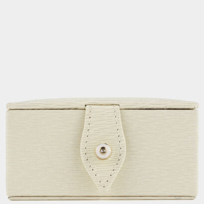 Bespoke Stud Box in {variationvalue} from Anya Hindmarch