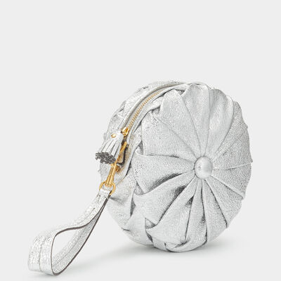 Pillow Clutch by Anya Hindmarch