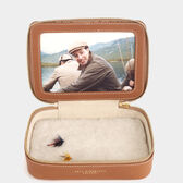 Bespoke Fishermans Fly Box by Anya Hindmarch