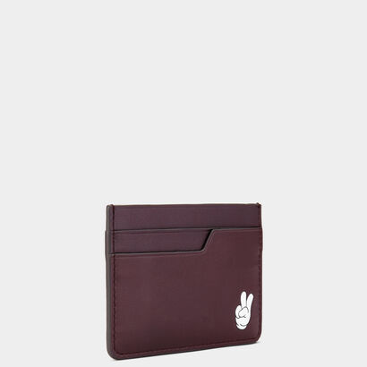Victory Card Case in {variationvalue} from Anya Hindmarch