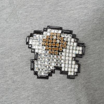 Eggs sweatshirt by Anya Hindmarch