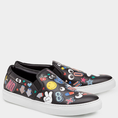 Men's All Over Stickers Skater in {variationvalue} from Anya Hindmarch