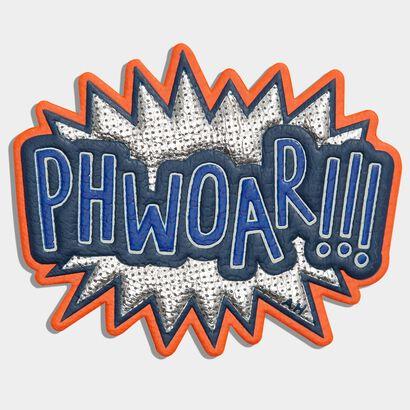 PHWOAR! Sticker by Anya Hindmarch