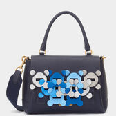 Hedra Small Bathurst Satchel by Anya Hindmarch