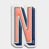 N Sticker by Anya Hindmarch