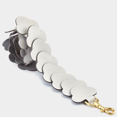 Cloud link shoulder strap