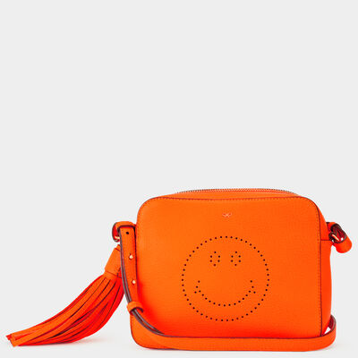 Smiley Cross-Body