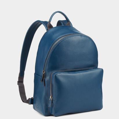 Men's Side Smiley Backpack