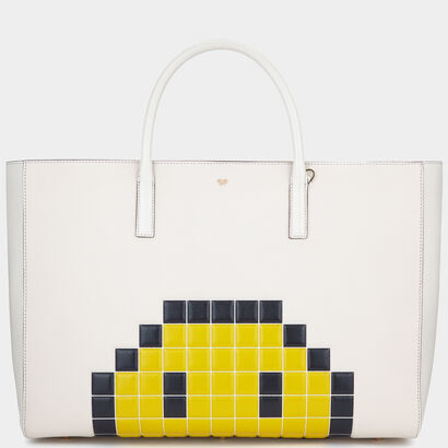 Pixel Smiley Maxi Featherweight Ebury