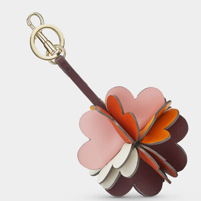 Folded Heart Tassel by Anya Hindmarch