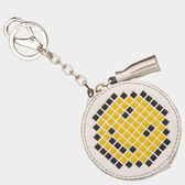 Pixel Smiley Coin Purse