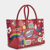 All Over Stickers Small Featherweight Ebury