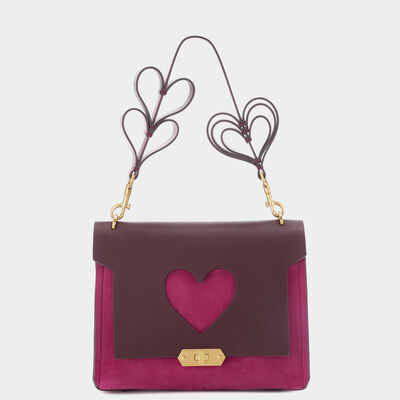 Heart Extra-Small Bathurst Satchel