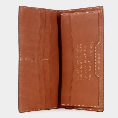 Bespoke Slimline Wallet