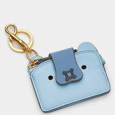 Husky Coin Purse by Anya Hindmarch