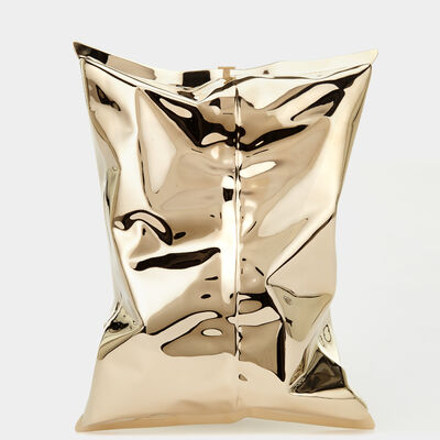 Crisp Packet Clutch by Anya Hindmarch