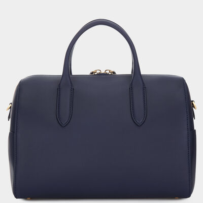 Vere Barrel with Link Strap by Anya Hindmarch