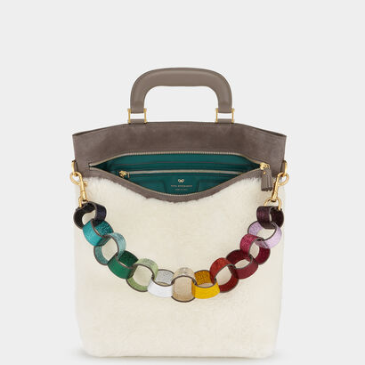 Paperchain Orsett Top-Handle by Anya Hindmarch
