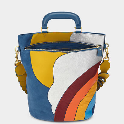 Cloud Orsett Top-Handle in {variationvalue} from Anya Hindmarch