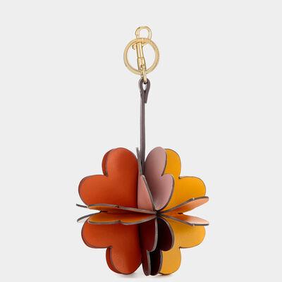 Folded Heart Tassel