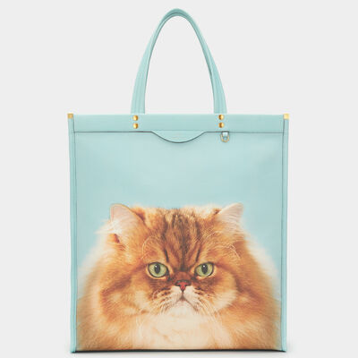Cat Tote by Anya Hindmarch