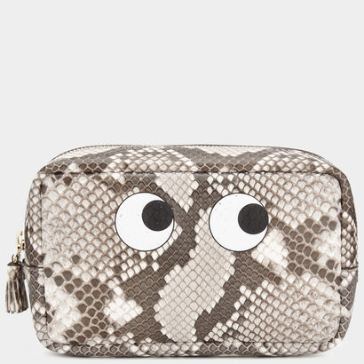 Eyes Make-Up Pouch