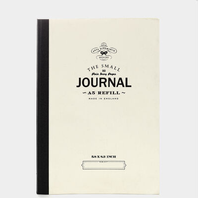 Bespoke A5 Journal Refill by Anya Hindmarch