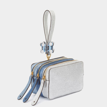 Circulus Stack Wristlet in {variationvalue} from Anya Hindmarch