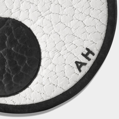 Eyes Leather Stickers by Anya Hindmarch