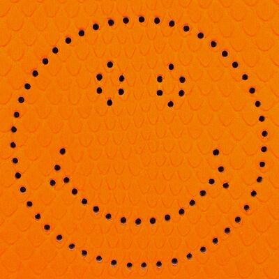 Python Smiley Cross-Body