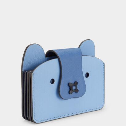 Husky Multi Card Case by Anya Hindmarch