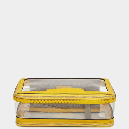 Bespoke In-Flight Case by Anya Hindmarch
