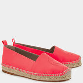 Smiley Espadrilles in {variationvalue} from Anya Hindmarch