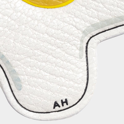 Egg Leather Sticker by Anya Hindmarch
