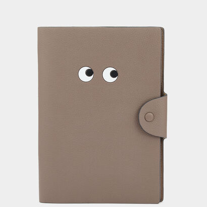 Eyes A5 Journal by Anya Hindmarch