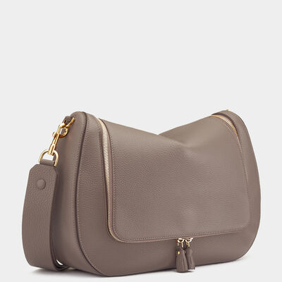 Maxi Vere Satchel by Anya Hindmarch