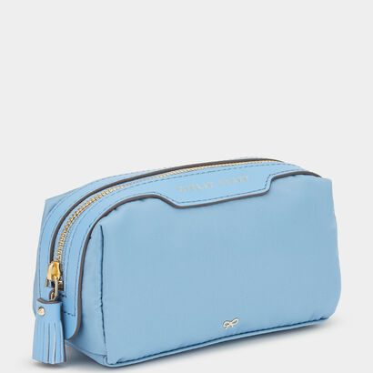 Girlie Stuff Pouch by Anya Hindmarch