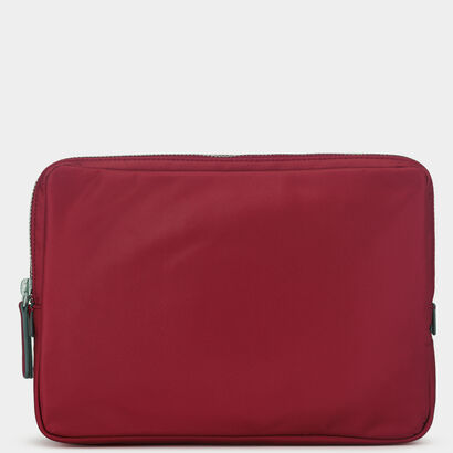 Large Double Stack Pouch by Anya Hindmarch