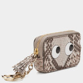 Eyes coin purse in {variationvalue} from Anya Hindmarch