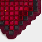 Heart Diamante Sticker in {variationvalue} from Anya Hindmarch