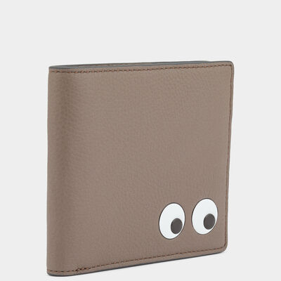 Eyes Eight Card Wallet by Anya Hindmarch