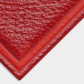 Heart Leather Sticker