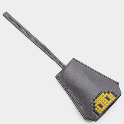 Pixel Smiley cable tidy