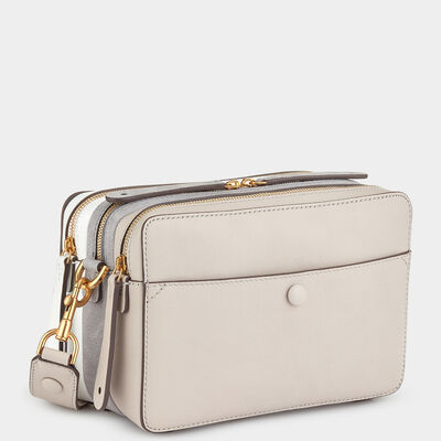 Stack Shoulder Bag by Anya Hindmarch