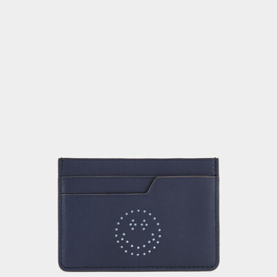 Smiley Card Case by Anya Hindmarch