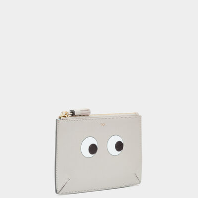 Eyes Small Loose Pocket by Anya Hindmarch