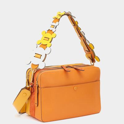 Stack Shoulder Bag
