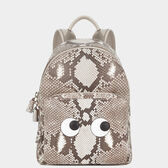 Eyes Mini Backpack